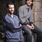 Dan Weiss a David Benioff. Helen Sloan/HBO