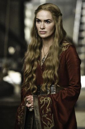 Lena Headey jako Cersei Lannister (zdroj: hbo.cz)