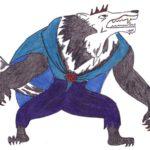 vlci kral